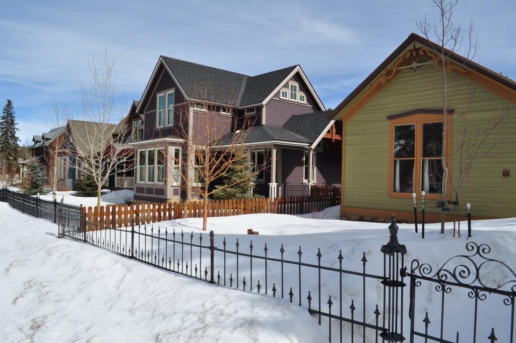 breckenridge historic district homes for sale